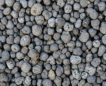 Close up of fertiliser