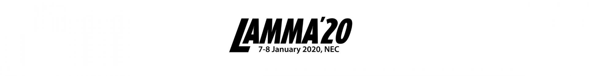 Join us at LAMMA 2020